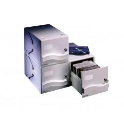 Zboží na objednávku - Box na CD ukládací Esselte 67004 25ks