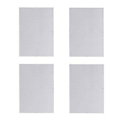 Zboží na objednávku - Foto rámeček euroklip 20cm x 30cm sklo
