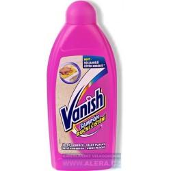 Vanish 0,5 litru šampon na koberce