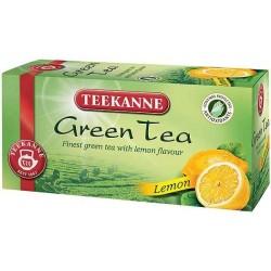 Čaj TEEKANNE zelený + citron