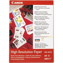 Papír Canon High Resolution Paper HR-101 foto papír (A4) 106gr / 200listů