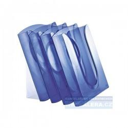 Zboží na objednávku - Prezentační odkladač SADA Leitz 54000034 závěsný transparanentní modrá