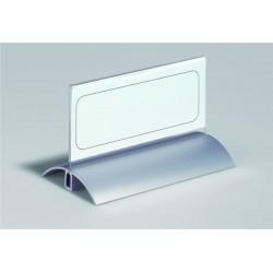 Zboží na objednávku - Stolní jmenovka 61x150mm Desk Presenter de Luxe Durable 8201 2ks v balení