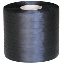 Páskovač - páska PP vázací 10mm/0,35/3500m černá - dutinka 200mm