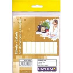 Zboží na objednávku - Etikety R0009 /10listů A6 10 x 46mm