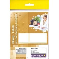 Zboží na objednávku - Etikety R0009 /10listů A6 56 x 46mm