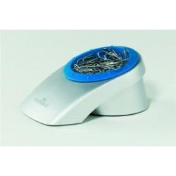Zboží na objednávku - Zásobník na spony PAPER CLIP BOX Durable 7713 stříbrná