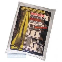 Zboží na objednávku - Zakrývací fólie 4x12,5m / 7mic