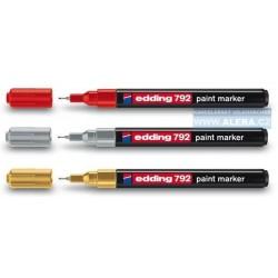 Zboží na objednávku - Popisovač Edding 792, 0,8mm lakový