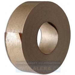 Páska lepicí papírová 50mm x 200m hnědá