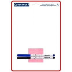 Zboží na objednávku - Tabulka Centropen 7769 A4 stíratelná - linka+čtvereček [ POUZE PO 5-ti ks ]
