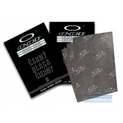 Kopírák uhlový A4 50listů černá