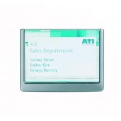 Zboží na objednávku - Informační štítek Click Sign Durable 4861 149x105,5mm grafitová