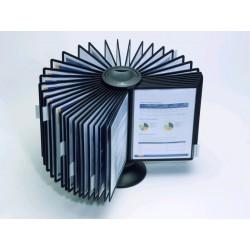 Zboží na objednávku - SHERPA Display System karusel 40 komplet stolní otočný Durable 5633
