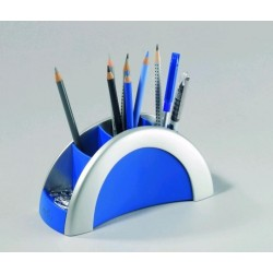 Stojánek na stůl modrá stříbrná Durable 7720