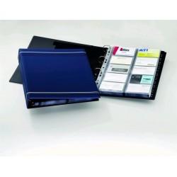 Zboží na objednávku - Vizitkář VISIFIX® A4 na 400ks Durable 2388 modrá
