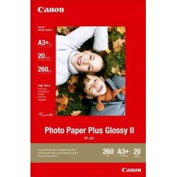 Papír Canon PP201 A3+ Photo Paper Plus Glossy 260 g/m2 20ks, 330x480mm