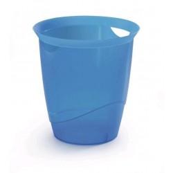 Odpadkový koš TREND Durable 1701710 transparentní modrá