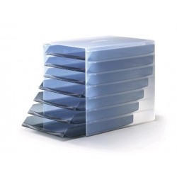 Úložný box IDEALBOX 7 Durable 1712001050 šedá