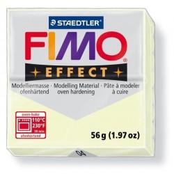 Zboží na objednávku - Fimo effect modelovací hmota 56g fosforeskující žlutá