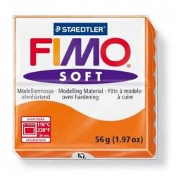 Zboží na objednávku - Fimo soft modelovací hmota 56g oranžová mandarinka