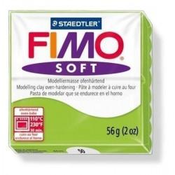 Zboží na objednávku - Fimo soft modelovací hmota 56g zelené jablko