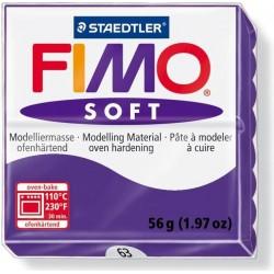 Zboží na objednávku - Fimo soft modelovací hmota 56g švestková