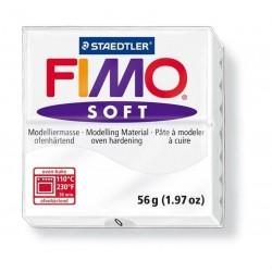Zboží na objednávku - Fimo soft modelovací hmota 56g bílá
