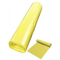 Pytel 70x110 - 40mic /25ks žlutá
