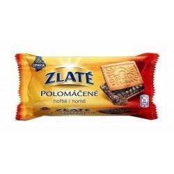 Sušenky OPAVIA Zlaté polomáčené hořké 100 g