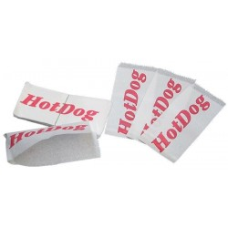 Sáček papírový - HotDog 10x20cm 100ks