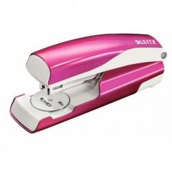 Sešívačka LEITZ NeXXt 5502 WOW 30listů růžová metalická