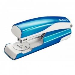 Zboží na objednávku - Sešívačka LEITZ NeXXt 5502 WOW 30listů modrá metalická