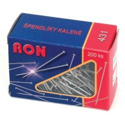 Špendlíky kalené 431 RON 200ks