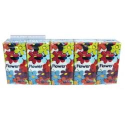 .Kapesníky papírové-balení 10x10ks 3-vrstvé 100% celulóza