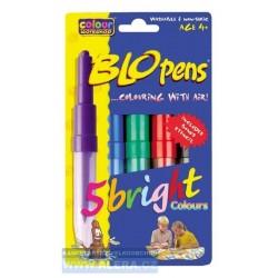 Popisovač Centropen 1500 /5 PB5-61 Bright colours - foukací fixy