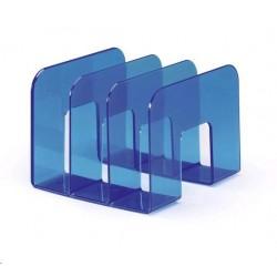 Zboží na objednávku - Stojan na katalogy Trend Durable 1701395540 1 ks transparentní modrá