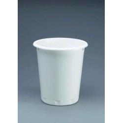 Odpadkový koš Basic Durable 1701572010 bílá