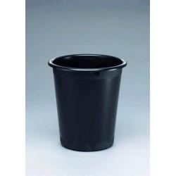 Odpadkový koš Basic Durable 1701572221 černá