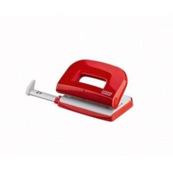 Zboží na objednávku - Děrovač NOVUS E 210 10listů červená
