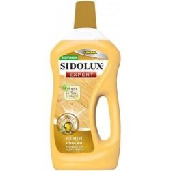 Sidolux expert - dřevěné a plovoucí podlahy - mytí 750ml žlutý