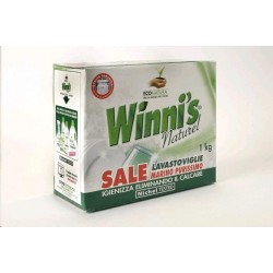 Zboží na objednávku - Winni´s EcoNatura SALE 1kg - sůl do myčky