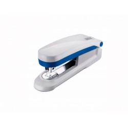 Zboží na objednávku - Sešívačka Novus E 25 25listů modrá šedá