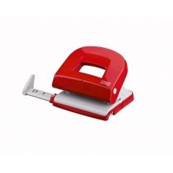 Zboží na objednávku - Děrovač NOVUS E 216 10listů červená