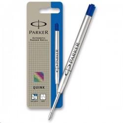 Zboží na objednávku - Náplň PARKER modrá 0,8mm velkoobsahová 1 kus