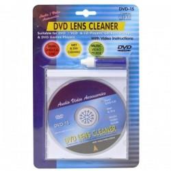 Čisticí DVD / CD - mokrý proces čištění