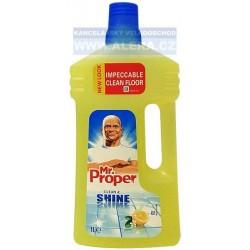 Mr.Proper 1 litr - saponát ŽLUTÝ