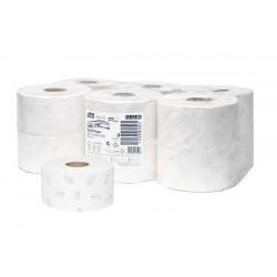 TORK 120280 Papír WC JUMBO 190mm 2 vrstvy bílá T2 /12rolí