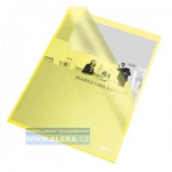 Zboží na objednávku - Obal A4 L 115mic PP matný, 25ks Esselte 60836 žlutý