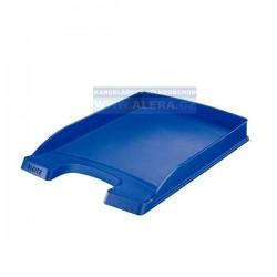 Odkladač na dokumenty Leitz Slim Plus 52370035 modrý